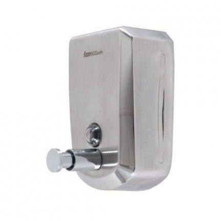Dozownik (dystrybutor) mydła w płynie Faneco Hit (SA500SB-B) 0,5 litra ze stali nierdzewnej