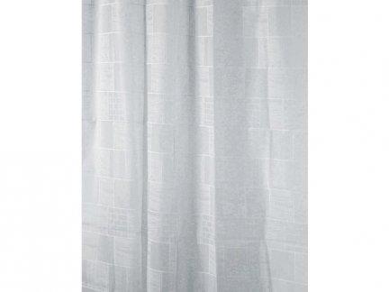 Zasłona prysznicowa Bisk PEVA LINES 05841 180x200 cm