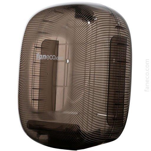 Podajnik ręczników ZZ COSMO czarny Faneco LCP5009BL