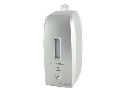 Automatyczny bezdotykowy dystrybutor (dozownik) mydła w płynie Bisk Masterline AK2 05904 0,5 litra z tworzywa ABS