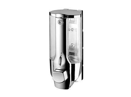 Dozownik (dystrybutor) mydła w płynie Bisk Masterline (72075) 0,3 litra z tworzywa ABS