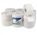 Papier toaletowy Jumbo w roli Grasant Cliro 52865 Ø 190 mm 2-warstwowy bielony