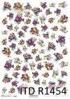 kwiaty, anemony, astry, drobne elementy*flowers, anemones, asters, small elements
