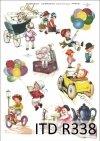 dzieci, zabawa, zabawy, zabawki, misie, lalki, baloniki, R338