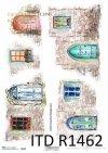 okna, drzwi, kamienny mur, artysta współczesny Martyna Kubajewska*windows, doors, bricks, contemporary artist Martyna Kubajewska