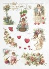 in love, Valentine's Day, heart, amor, cupid, R292