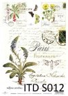 Decoupage paper Soft ITD S0012