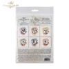 Zestaw papierów ryżowych ITD - RSM008 * zwierzęta: pies, koza, krowa, kura, królik, kogut