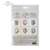 Zestaw papierów ryżowych ITD - RSM007 * zwierzęta: krowa, kaczka, pies, gęś, królik, świnka