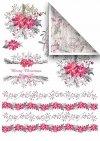 Papeles de scrapbooking en sets - Corona de Adviento*Скрапбукинг бумаги в наборах - Адвентовый венок