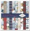 Wonderful Christmas Time*święta, Boże Narodzenie, kratka, kalendarz adwentowy, zima, zimowe widoczki, sarny, karuzela, konik na biegunach, zegar, misie, jelenie, zabawki