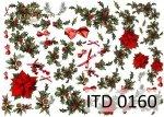 Decoupage paper ITD D0160