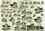 Decoupage paper ITD 0124M
