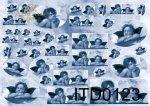 Decoupage paper ITD 0123M
