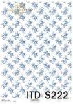 Decoupage paper Soft ITD S0222