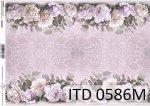 Decoupage paper ITD D0586M