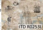 Papier ryżowy ITD R0253L