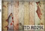 Papier ryżowy ITD R0029L