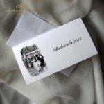 Zaproszenie studniówkowe ZS_67 z kopertą