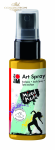 Acrylic spray Marabu Art 50 ml - Sunshine Yellow 220