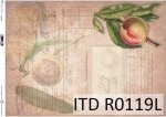 Papier ryżowy ITD R0119L