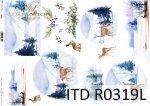 Papier ryżowy ITD R0319L
