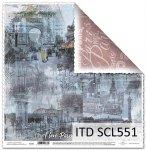 Papier scrapbooking SCL551
