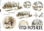 Papier ryżowy ITD R0141L