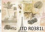 Papier ryżowy ITD R0381L