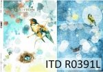 Papier ryżowy ITD R0391L