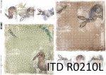 Papier ryżowy ITD R0210L