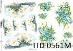 Papier decoupage ITD D0561M