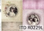 Papier ryżowy ITD R0229L