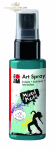 Acrylic spray Marabu Art 50 ml - Petrol 092