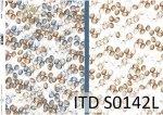 Papier decoupage SOFT ITD S0142L