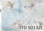 Papier decoupage SOFT ITD S0132L