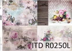 Papier ryżowy ITD R0250L