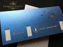 Zaproszenie biznesowe ZB1004 z kopertą