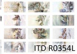 Papier ryżowy ITD R0354L