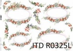 Papier ryżowy ITD R0325L