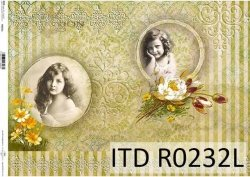 Papier ryżowy ITD R0232L