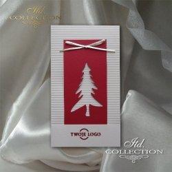 Kartki bożonarodzeniowe / kartka świąteczna K589