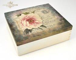 Magiczne pudełko VIII 'List miłosny' - praca Zdeňka Otipková Czechy