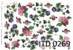 Papier decoupage ITD D0269M
