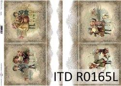 Papier ryżowy ITD R0165L