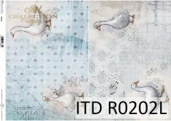 Papier ryżowy ITD R0202L