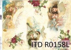 Papier ryżowy ITD R0158L