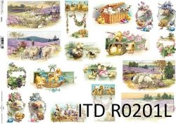 Papier ryżowy ITD R0201L