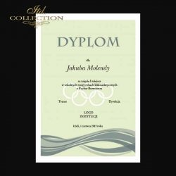 dyplom DS0330