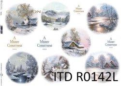 Papier ryżowy ITD R0142L